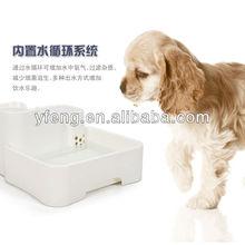 Nova automática cão bebedor, Gato waterbowl, Pet água queda