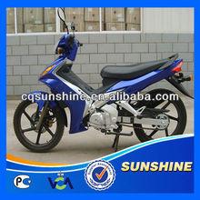 New Design Chongqing 125CC EEC Super Power Motorcycle (SX125-14E)