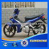 New Design Chongqing 125CC EEC Super Power Motorcycle (SX125-14E)