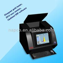 Bank Use gold, silver, platinum testing machine/equipment (NAP7800)