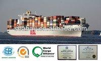 Shanghai/Xiamen/Yiwu/Tianjin Sea freight forwarder to Durban,South Africa