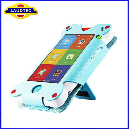 5inch Kids Tablet For Nabi JR Children Tablet Leather Protector Stand