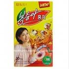 Korea tea Peach Black Tea 20pcs