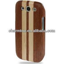 Hot Selling for Samsung Galaxy S3 Wood Case