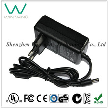 AC DC Adaptor 12V 3A 36W with CUL/UL CE GS BS TUV SAA FCC ROHS C-TICK Approval
