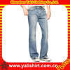Graceful emboridery exotic jeans