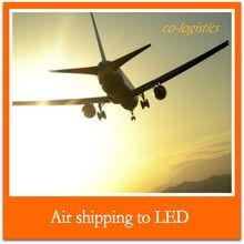 air logistics shipping shenzhen to LED