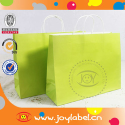 Fashion Paper Cloth Carry Bag for Shopping