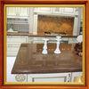 dark brown granite quartz countertop decorative solid surface for modren kitchen design