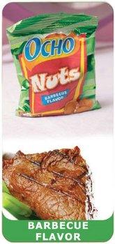 ocho nuts barbecue falvor