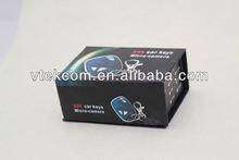 720p car key camera car key camera full band detector