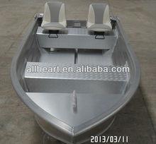 High quality 12ft aluminum fishing boats