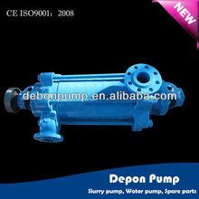 High capacity belt driven centrifugal water pump