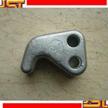 Custom Non-standard sand cast iron truck parts lock catch