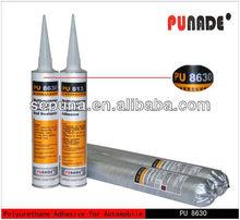 PU8630 automotive pu adhesive for windshield auto auto body repair shop adhesive