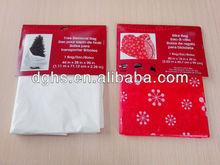 BIODEGRADABLE Christmas tree removal bag