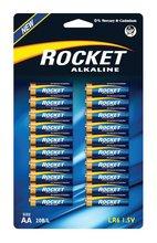 LR6, AA size, 20 Blister packing, Alkaline
