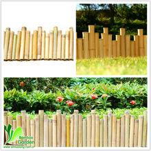 Landscaping edging/cheap bamboo divider