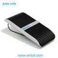 Ald68 véritable contrôle vocal recharge solaire bluetooth kit de voiture vw