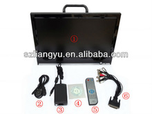 H.264 Standalone CCTV 8-Channel 18. 5 inch dvr with lcd monitor