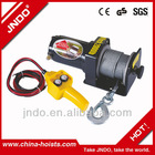 12V Small Fast Line Speed Electric Capstan Winch Motor