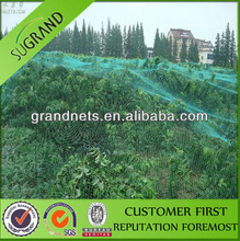 PE knitted fabric for bird net