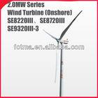 vawt wind turbine permanent magnet generator
