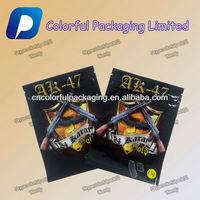 Be in stock!Printed 15g AK-47 herbal simmering potpourri ziplock aluminum packaging bags