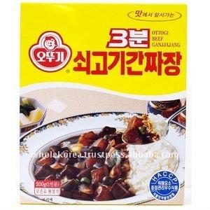 Three Minute Beef gan Jjajjang 200g