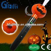pumpkin torch light for Halloween promotion