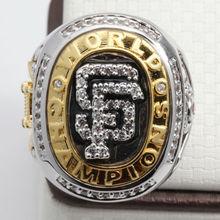 San Francisco Giants 2010 World Series Championship Ring Manufacturer