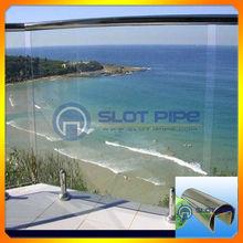 304 316 stainless steel terrace handrail