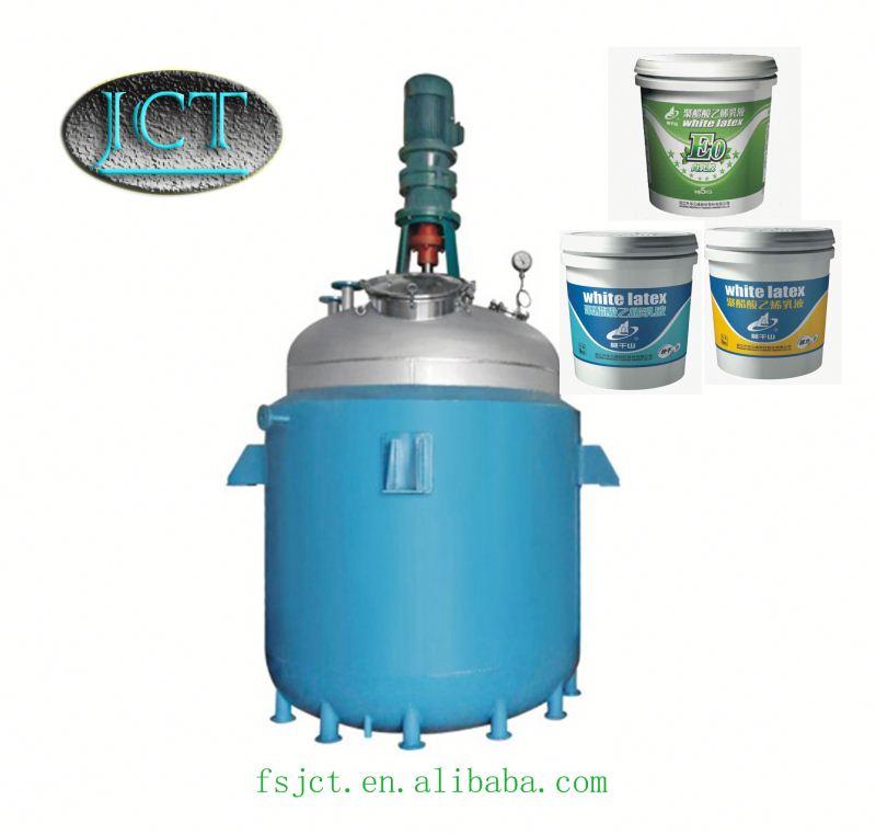 acrylic epoxy resin glue reactor machine