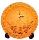 Table Clock Clay