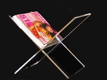 X Magazine Rack