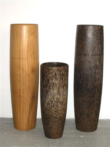 wooden vases   eBay - Electronics, Cars, Fashion, Collectibles