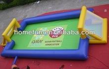 promotion advertising - inflatable football /soccer kids water game