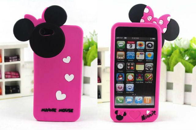 for apple cellphone rubber case