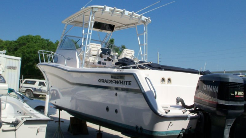 1999 Grady White 300 Marlin. See larger image: 1999 Grady White 300 Marlin