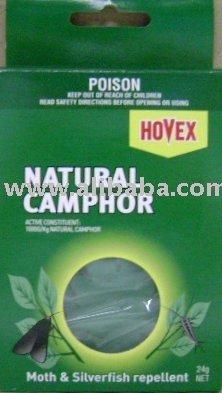 Hovex Camphor (Natural Range)