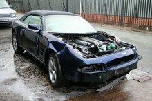 1998 Aston Martin V8 Volante Convertible