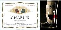 CHABLIS FRENCH BURGUNDY WINE