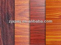 Wooden Grain Coated Aluminium Coil & Sheet