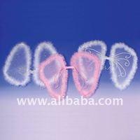 Marabou Angel Wings