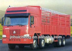China Manufacturer Siinotruck HOWO Cargo Van