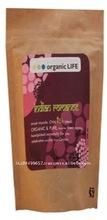 100% Organic Spiced Chai Tea Pyramid Teabags in Kraft Ziplock Pouch