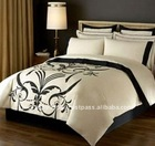 Good Quality Printed Modern Bed Sheet Set