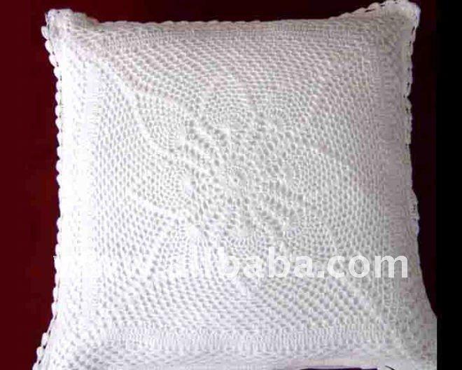 Cojines de ganchillo car interior design - Cojin de crochet ...