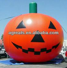 Hot sale inflatable pumpkin good price S8009