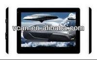 """7"""" car dvr gps radar detector with DVR FM AV-IN Bluetooth ISDB-T VCAN0043"""